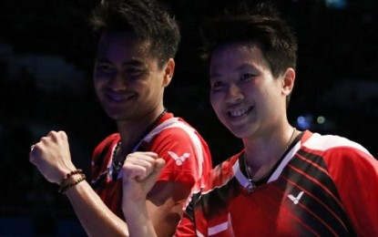 Tantowi/Liliana Raih Juara di China Open dan Hongkong Open