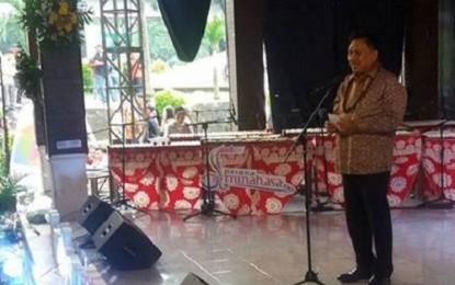 Gubernur Apresiasi Gelaran Visit Pesona Minahasa 2016