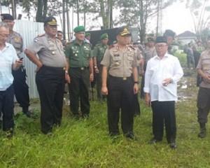 Relokasi Bangunan Eks Masjid Nurul Fattah di Kampung Bobo Berjalan Lancar