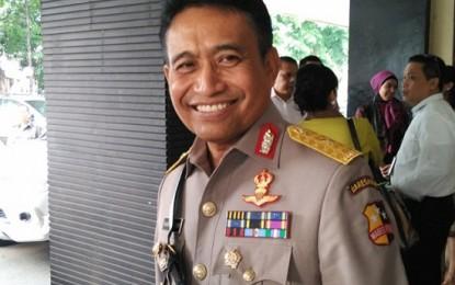 Pergantian Kapolda, Kapolda Jabar Waskito Gantikan Wilmar Marpaung