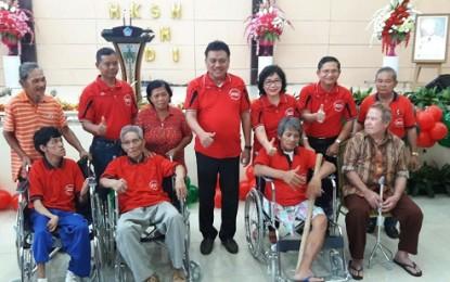 Peringati HKSN Gubernur Ajak Masyarakat Peduli pada Penyandang Disabilitas