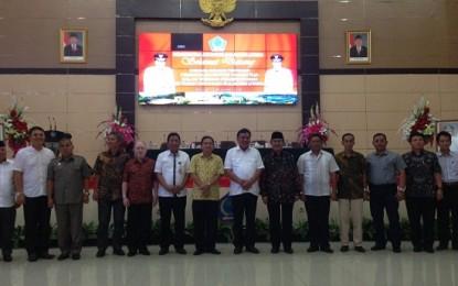 Gubernur Sulut Berharap Kearifan Lokal Terus Dipelihara