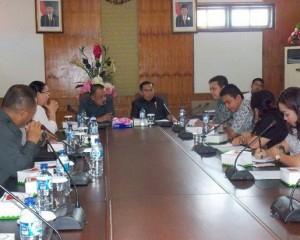 Inilah Kinerja Komisi Komisi di DPRD Sulut di awal 2017