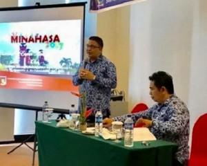 Di Rakor Pariwisata Sulut, Tumundo Presentasikan PESONA MINAHASA