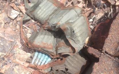 Ribuan Peluru Sisa Perang Dunia II Ditemukan di Girian