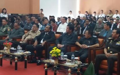 Welcome Purba, Kepala Perwakilan BPK RI di Sulut