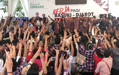 Our fight is not over: Ahok