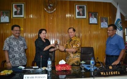 Kerjasama Bilateral Indonesia-Filipina, DPR Filipina Temui Walikota Bitung