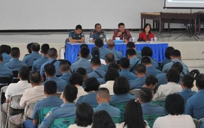 "Prajurit Lantamal VIII Manado dapat ""Hadiah"" Tax Amnesti dan SPT Tahunan"