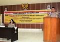 Polda Sulut Diingatkan soal Ancaman Penyakit Degeneratif
