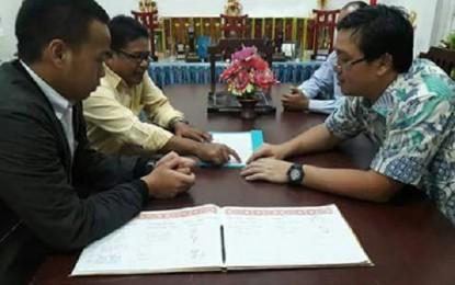 Walau Sibuk, Wagub Kandouw Sisipkan Waktu untuk Terima Rapor Anak