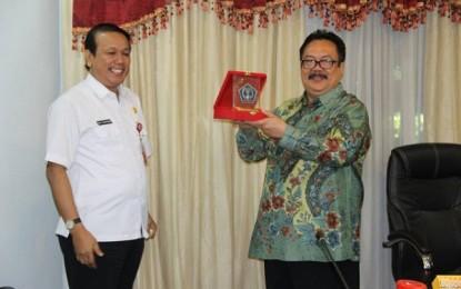 Pemkab Boyolali Stuban Tunjangan Beban Kerja Daerah di Pemprov Sulut
