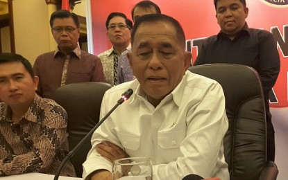 Menhan Ryamizard Bakal Hadiri Aksi Bela Negara di Manado