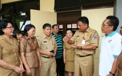Sambangi SMAN 9 Manado, Gubernur Minta Mutu Pendidikan Makin Baik