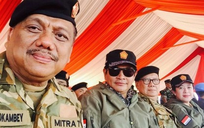Gubernur Sulut: Komitmen Jaga Kedaulatan dan NKRI Mutlak Adanya