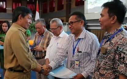 Para Pakar Ikut Dilibatkan Bangun Kota Manado