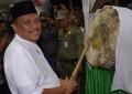 Gubernur Sulut Lepas Pawai Takbiran Ditandai dengan Memukul Beduk