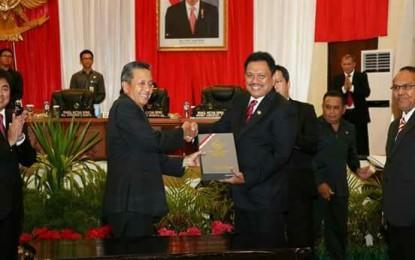 Pemprov Sulut Kembali Raih WTP, Gubernur Apresiasi Kinerja SKPD