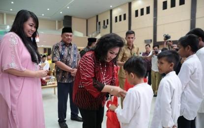 Gubernur Sebut Halal Bihalal Terus Jaga Silaturahmi dan Kualitas Iman