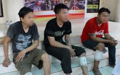 Tiga Pencuri dan 15 Barang Bukti Ranmor Diamankan Tim Manguni Polda Sulut