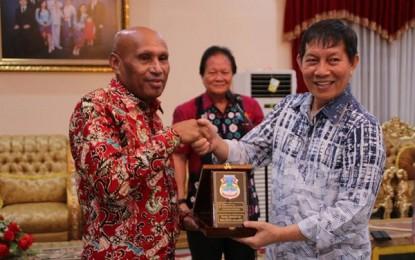 Jamu Walikota Jayapura, GSV Ajak Kawanua di Papua Ramaikan Manado Fiesta