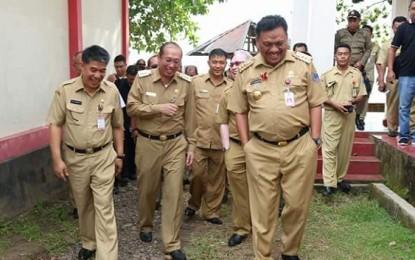 Ini Harapan Gubernur Sulut saat Lakukan Kunker di Kabupaten Sitaro