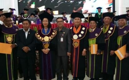 Gubernur Sulut Harapkan Unsrat jadi Agen Perubahan di Daerah
