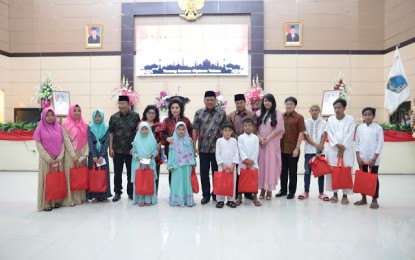 Gubernur : Halal bi Halal Lebih Mempererat Tali Silaturahmi