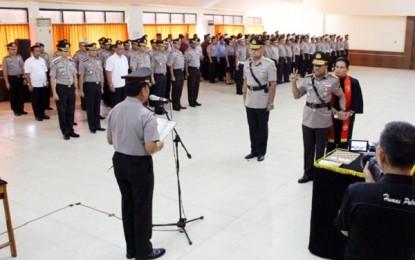 Brigjen Pol Asadoma Jabat Wakapolda Sulut