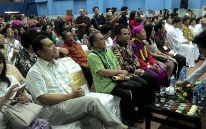 Rayakan Tahbisan Uskup Manado, Kawanua Katolik Maesaan Jabodetabek Dideklarasi
