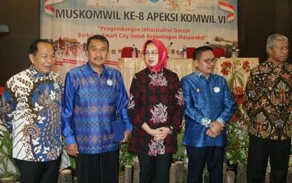 GSVL Tetap Dukung Louhenapessy sebagai Ketua Korwil VI Apeksi