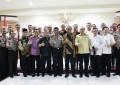 Bertandang ke Polda Sulut, Komisi III DPR RI Ikut Bahas PT Conch