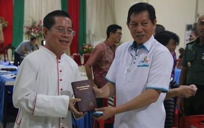 Walikota Manado Minta Dukungan Umat Katolik Kevikepan Manado