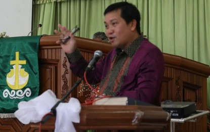 Wagub Kandouw Hadiri HUT ke 70 Jemaat GMIM Bethesda Ranotana Manado