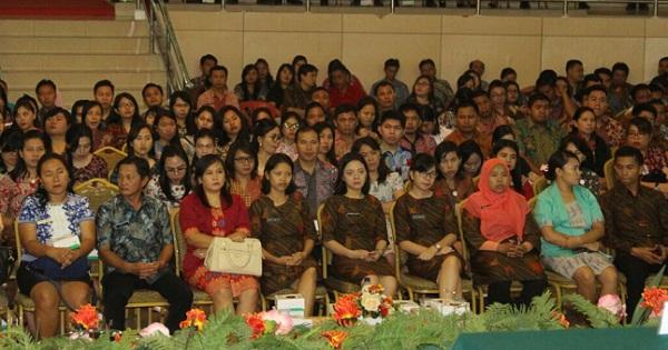 THL Pemprov Sulut yang diundang hadiri pertemuan dan penjelasan dari Wagub Drs Steven OE Kandouw
