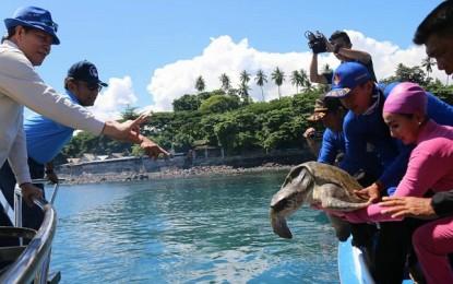 GSVL Ajak Warga Lestarikan Taman Laut Bunaken
