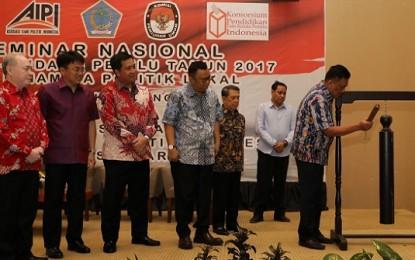 Ini Kata Gubernur Sulut saat Hadiri Pengukuhan Wagub Kandouw Ketua AIPI