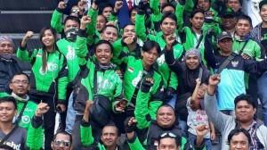 Gojek sumpah pemuda 2017