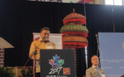Gubernur Sulut Jadi Speaker di Kanada