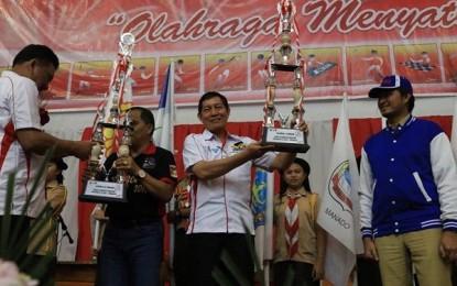 Kontingen Kota Manado Sikat 71 Emas di PORPROV IX Sulut 2017