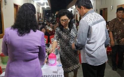 Keluarga Lumentut – Runtuwene Berikan Suara di Pemilihan Pelsus