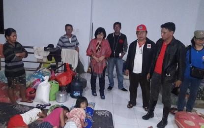 Bergerak Cepat, Pejabat Pemprov Sulut Langsung Turun ke Lokasi Banjir di Kota Manado