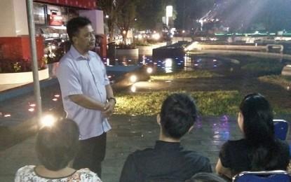 Peter KB Assa Berharap Kehadiran Dancing Fountain Dijaga dan Disebarluaskan