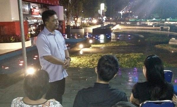 Peter Karl Bart Assa ST, MSc, Phd selaku Kadis PUPR Kota Manado