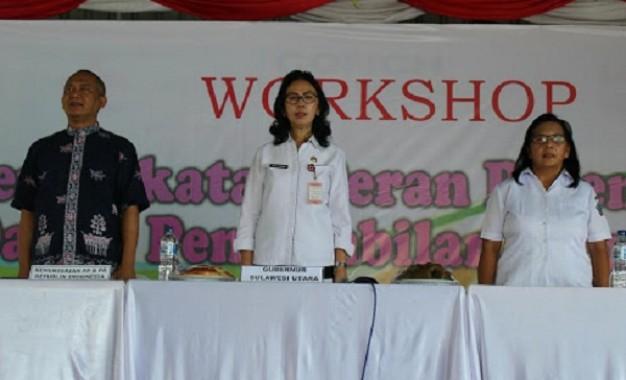 Gubernur Apresiasi Peran Perempuan dalam Pembangunan Daerah