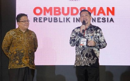 Manado Raih Penghargaan Kepatuhan Tertinggi Layanan Publik dari Ombudsmen RI