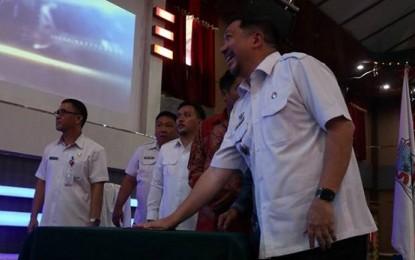 GSVL-Mor Launching Call Center Manado Siaga 112 di Penghunjung Tahun