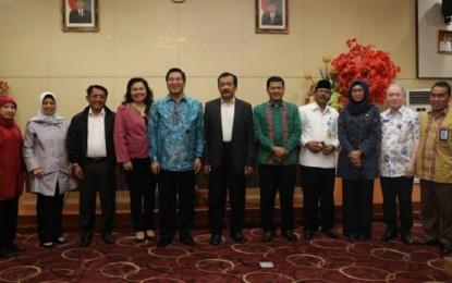 Kunker Anggota Komisi VIII DPR RI, Wagub Kandouw: Sulut Paling Toleran di Indonesia