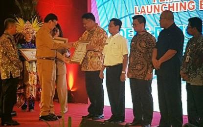 Terima Penghargaan Indeks Demokrasi Indonesia, Gubernur: Terima Kasih Warga Sulut