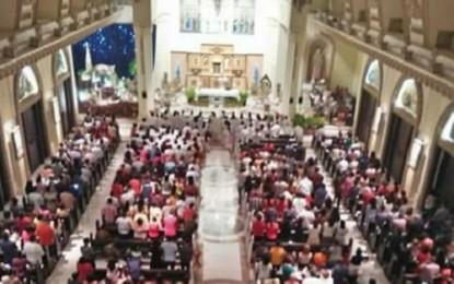 Misa Malam Natal, Umat Diajak Bersuka Cita atas Inkarnasi Allah ke Dunia